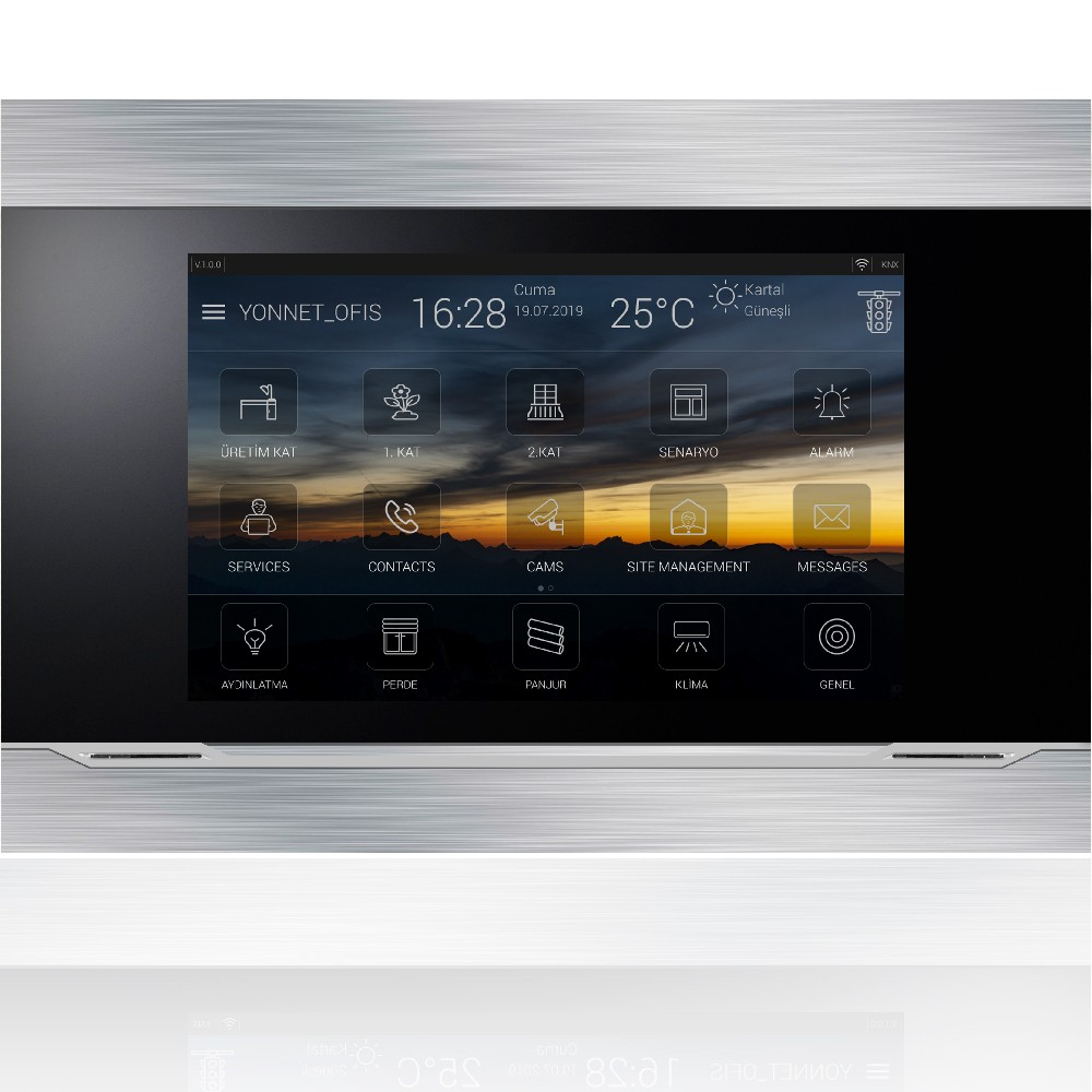 Interra 7'' Touch Panel
