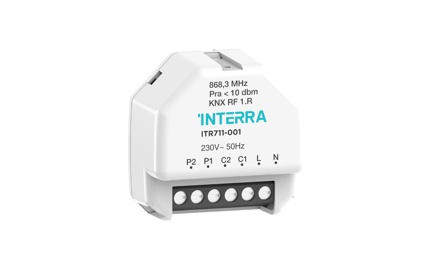 KNX RF MULTIFUNCTIONAL ACTUATOR