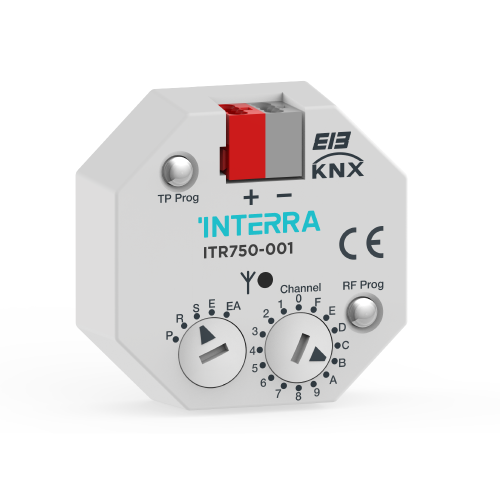 KNX RF EASY MODE MEDIA COUPLER