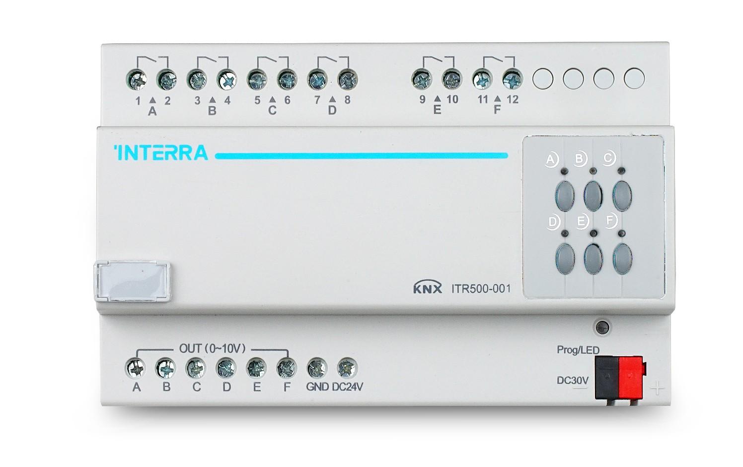6 CH 10A Ballast Controller