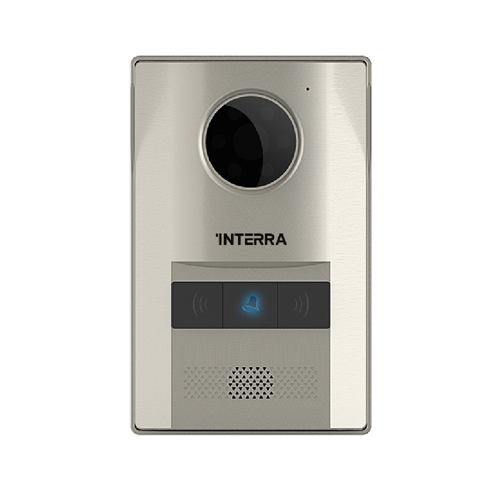 Linux-Villa Type Outdoor iControl Unit (Aluminum)
